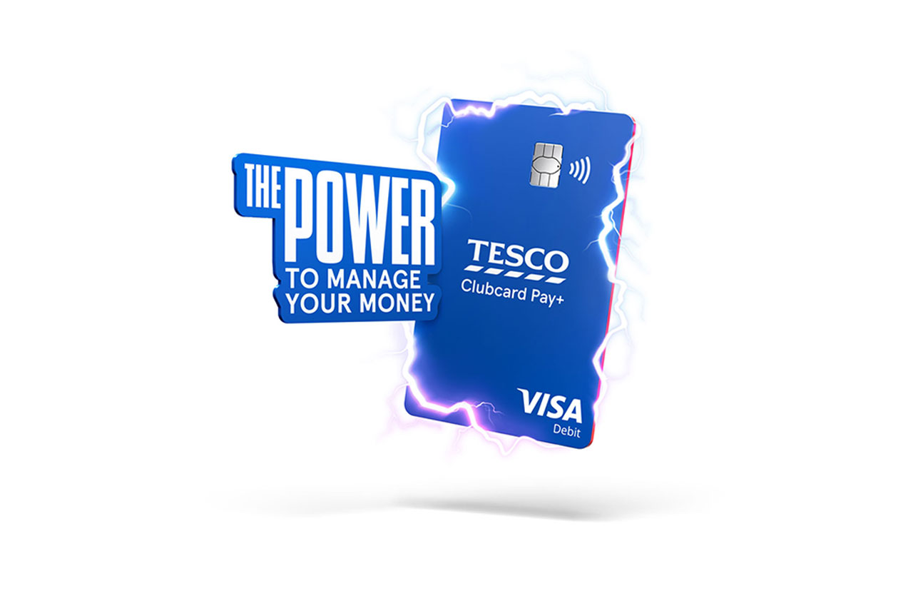 Clubcard Pay+, the power to manage your money