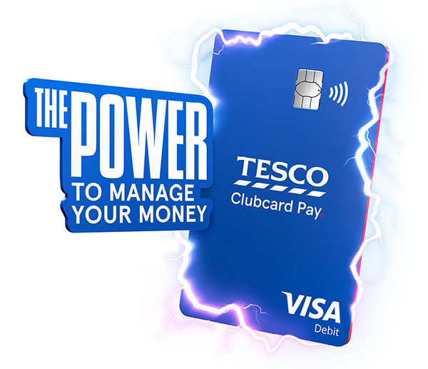 Clubcard Pay - the power to manage your money