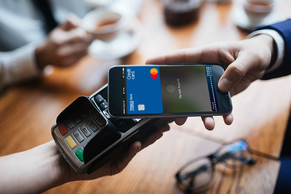 paying with your mobile