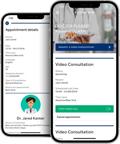 Travel Insurance Dr Please app